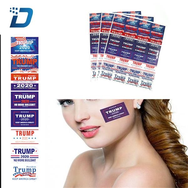 2020 Trump Election Decals Stickers