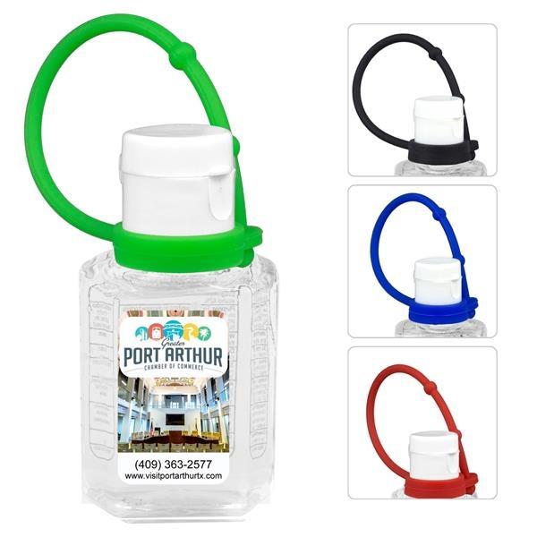 SanPal Compact Hand Sanitizer Antibacterial Gel