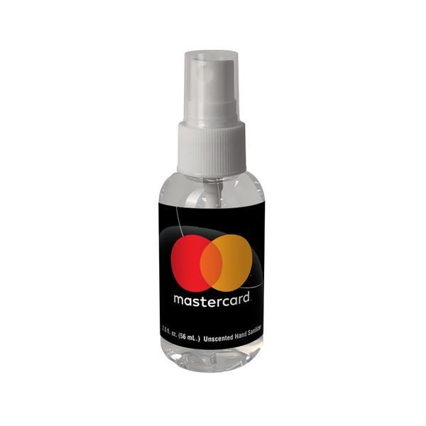 2 oz. Clear Sanitizer Spray