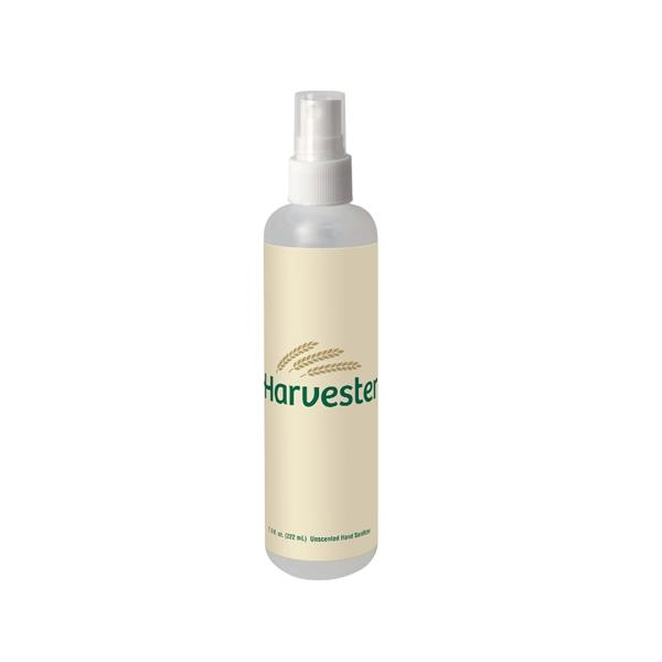 8 oz. Bullet Sanitizer Spray