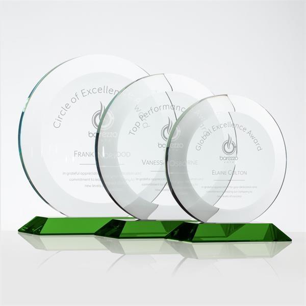 Gibralter Award - Green