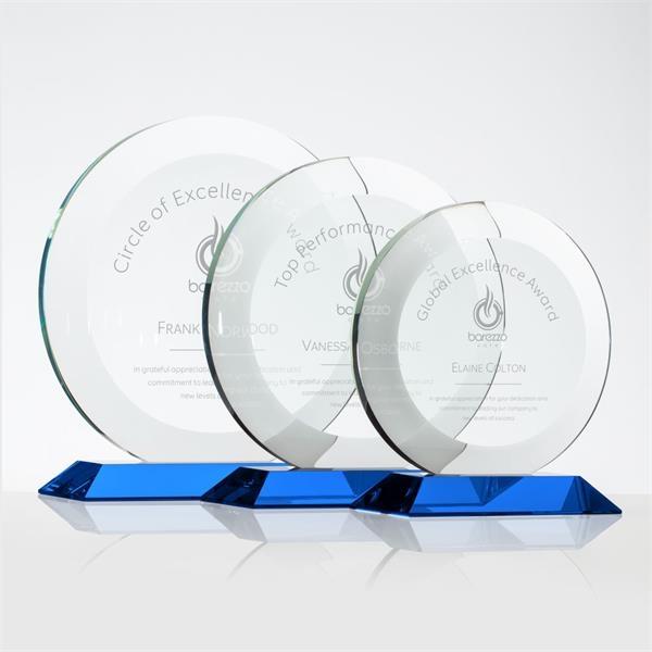 Gibralter Award - Sky Blue