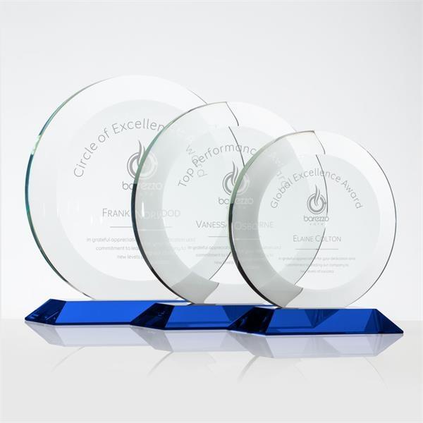 Gibralter Award - Blue