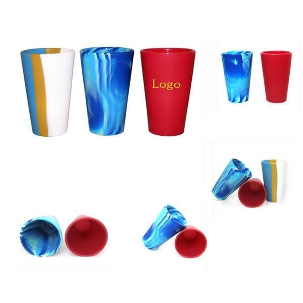Silicone Pint Glasses