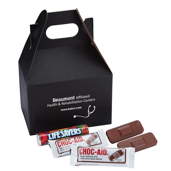 Doctor's Bag/Chocolate Aspirin/Chocolate Bandages /Lifesaver