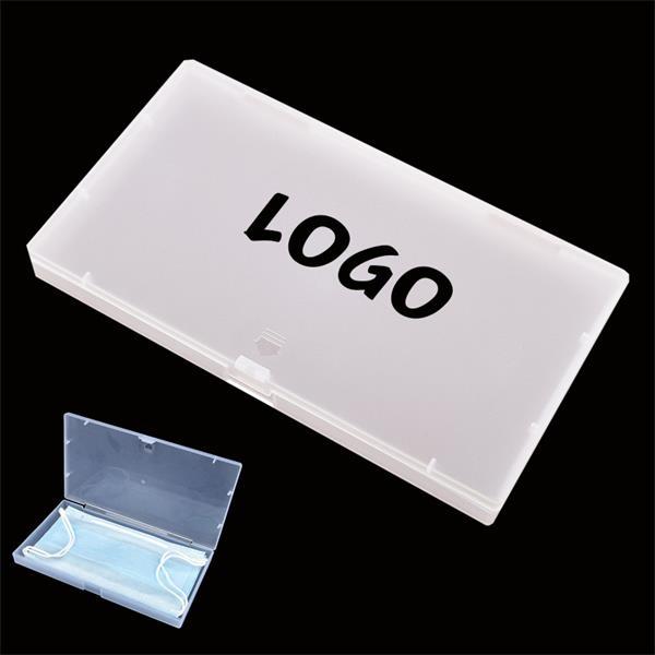 Flat Plastic Box