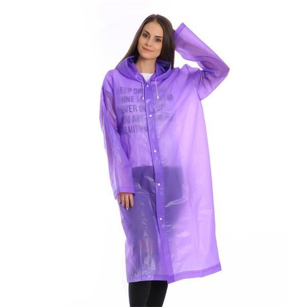 Unisex EVA Raincoat