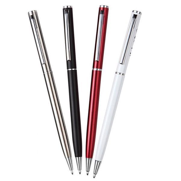 Slim Plastic Hotel Pen
