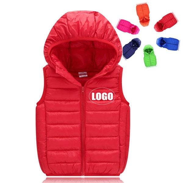 Kids winter vest