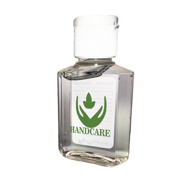 1 oz Antibacterial Hand Sanitizer Gel
