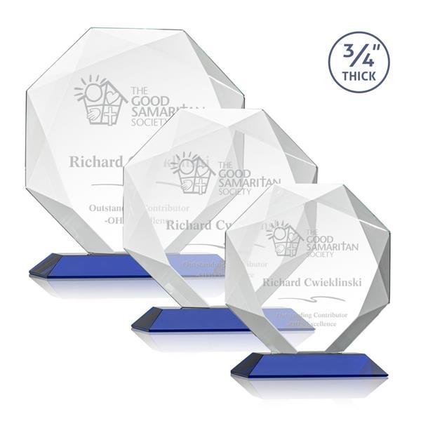 Bradford Award - Blue