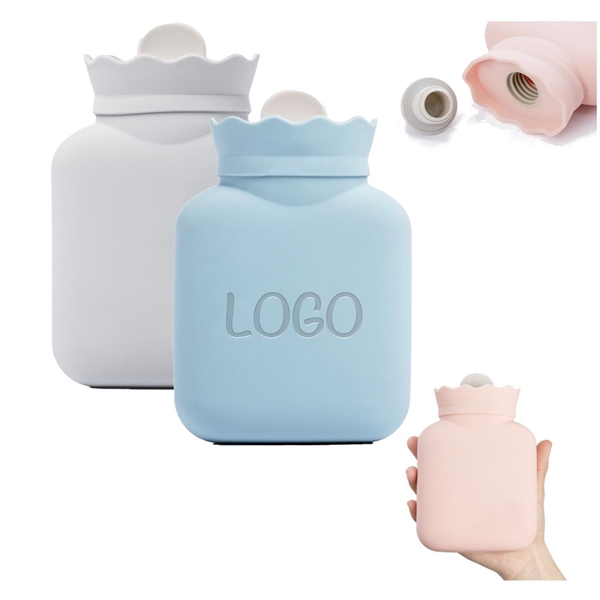 Silicone Hot Water Bag