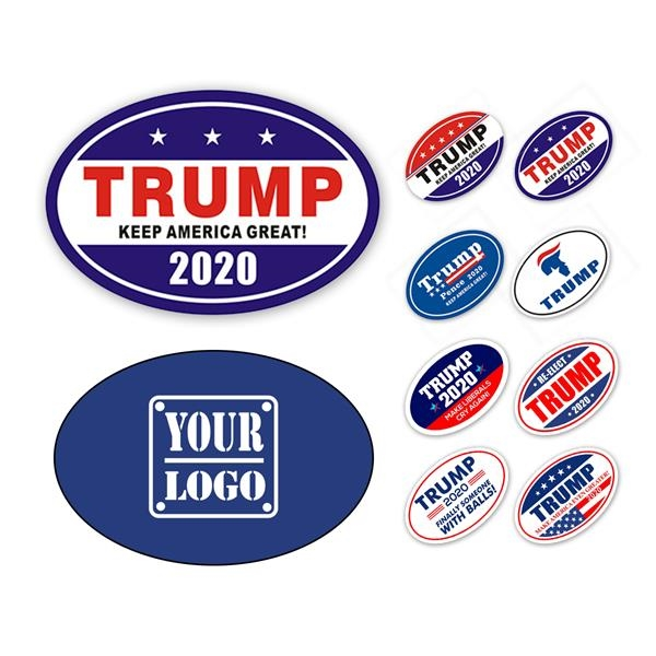 Trump 2020 Fridge Magnet