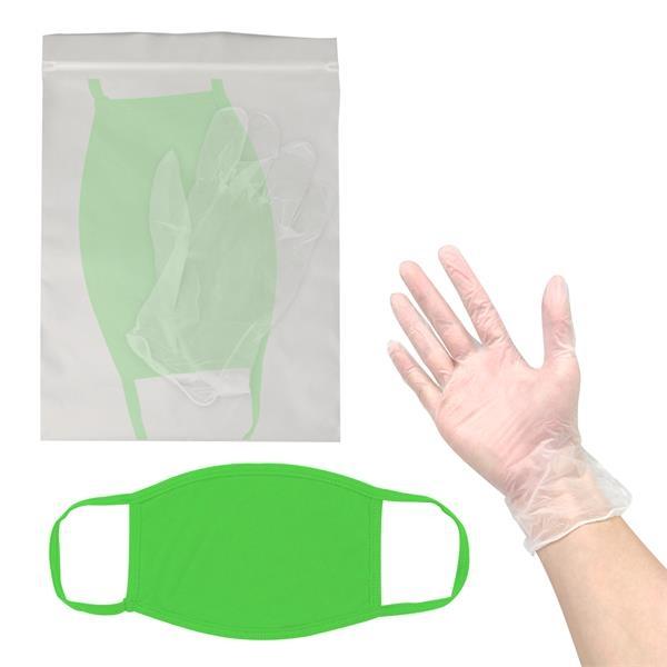 Mask And Gloves Value Kit