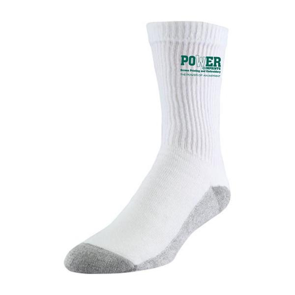 Gildan Crew Socks