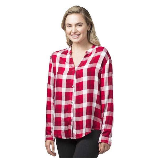 Boxercraft Women's Loungelite Button-Back Shirt