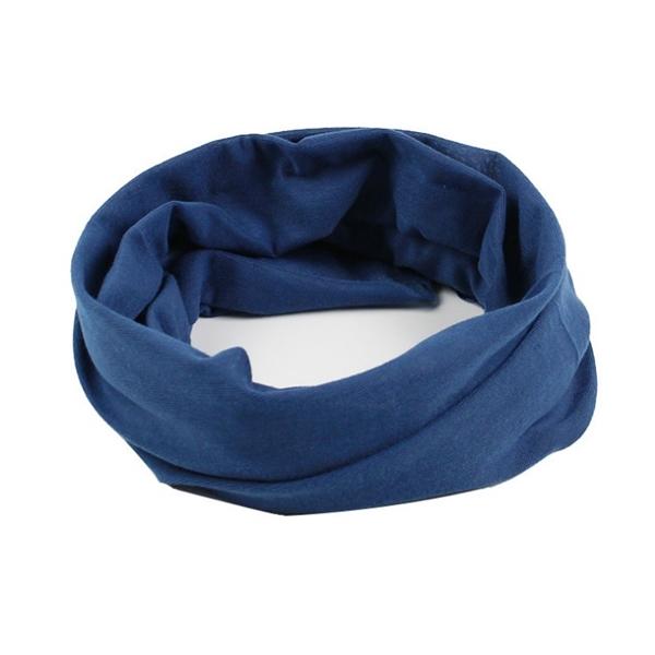 Fashionable headgear scarf for climbing
