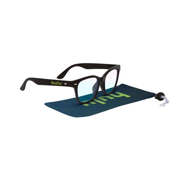 FINLEY Blue Blocker Glasses w/ Dye-Sub Microfiber Pouch