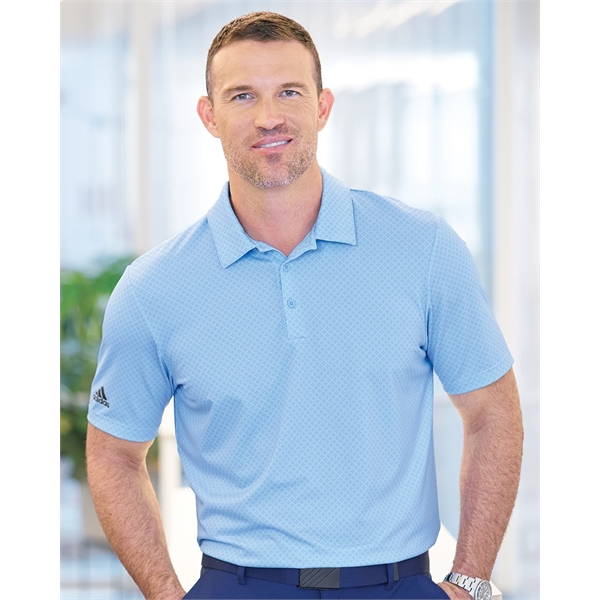 Adidas Diamond Dot Print Sport Shirt