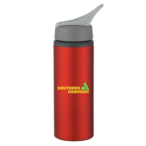 25 oz. Spill-resistant Sip Top Aluminum