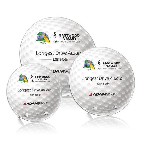 Hillsboro VividPrint™ Golf Award