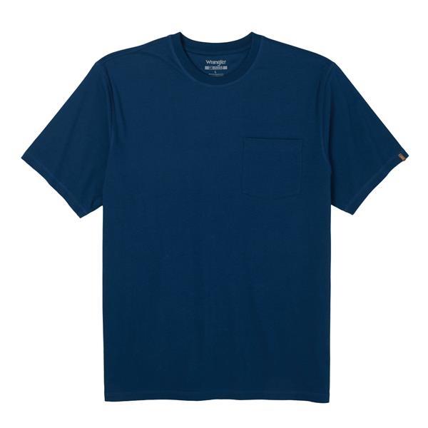 Wrangler Riggs Performance Short Sleeve Pocket T-Shirt