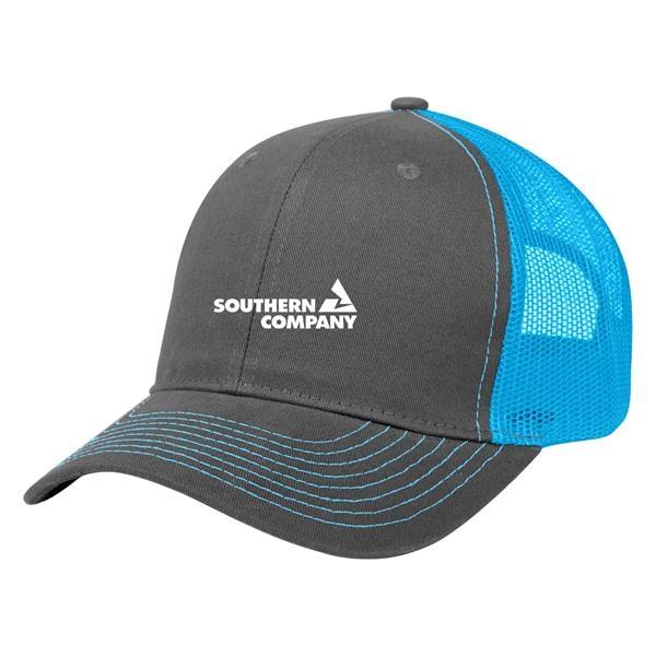 Adjustable Cotton Twill Back Cap