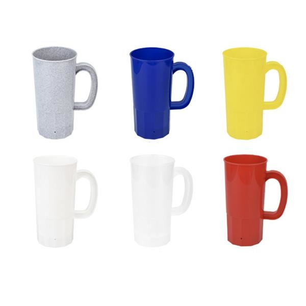 20oz Plastic Beer Cup