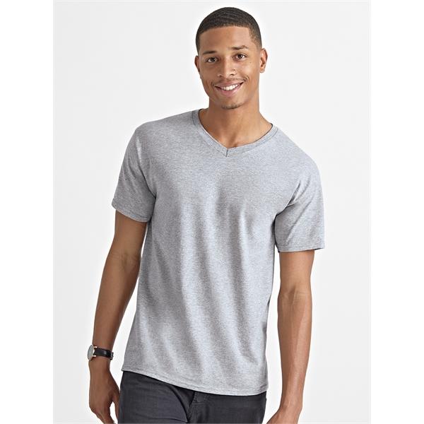 HD Cotton™ V-Neck T-Shirt