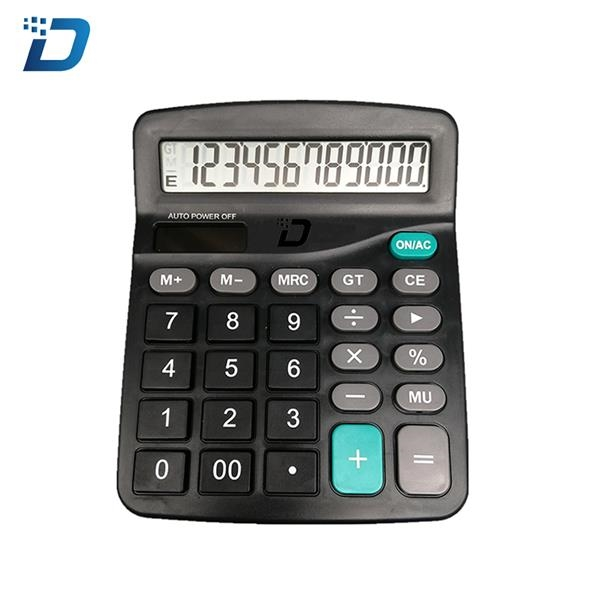 12 Digit Large Display Electronic Desktop Calculator
