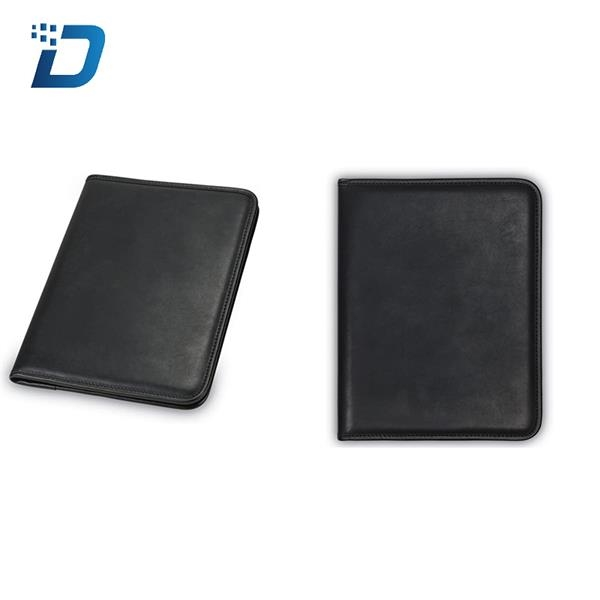 Leather Business Notebook