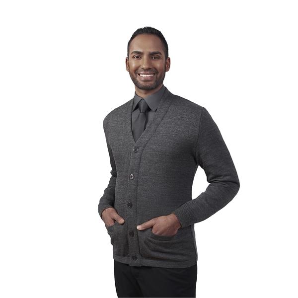 V-Neck Cardigan With Pockets