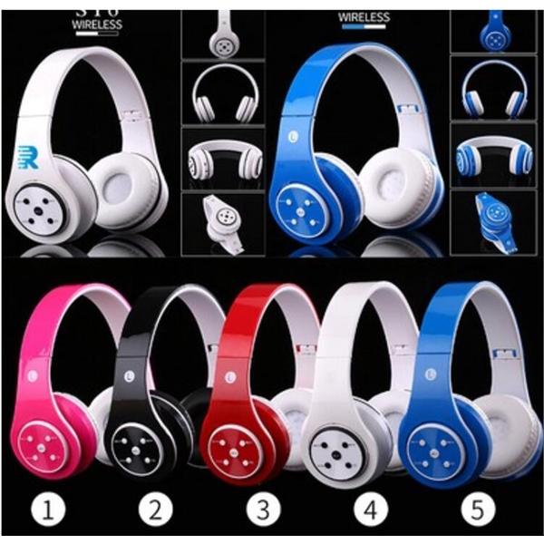 Foldable Wearing noise cancelling Headphone