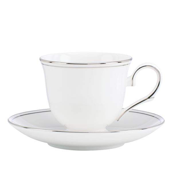 Federal Plat Dinnerware Tea Cup & Saucer Boxed
