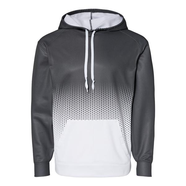 Badger Hex 2.0 Hooded Sweatshirt