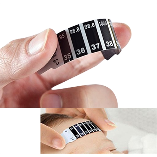 Instant Read Forehead Thermometer