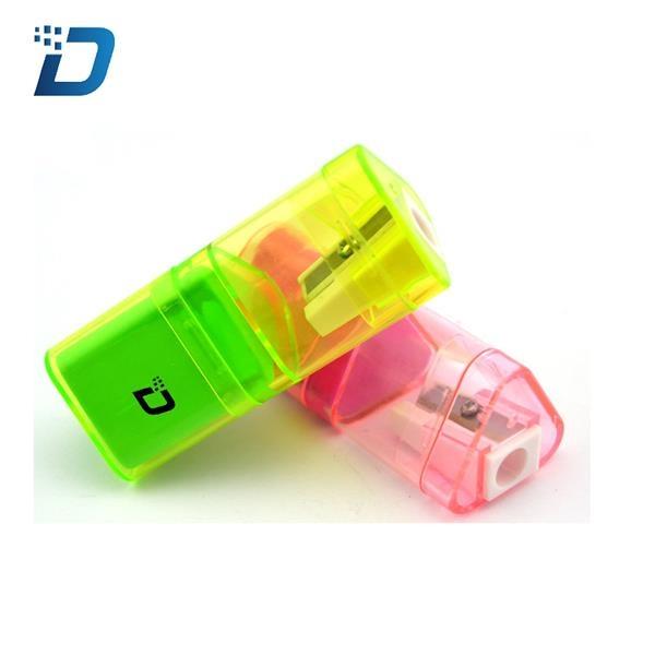Pencil Sharpener & Eraser