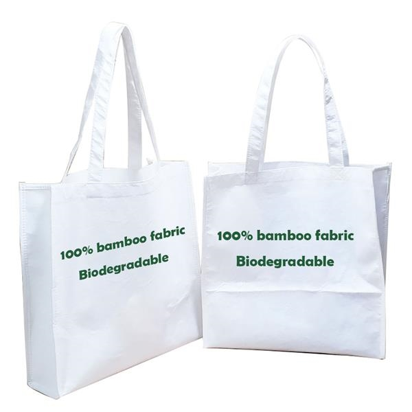 Bamboo Fabric Tote Bag