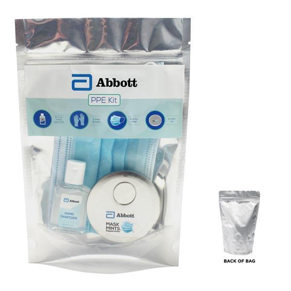 4 Piece PPE Kit
