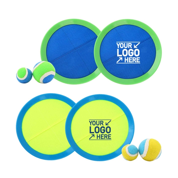 Paddle Toss and Catch Ball Set