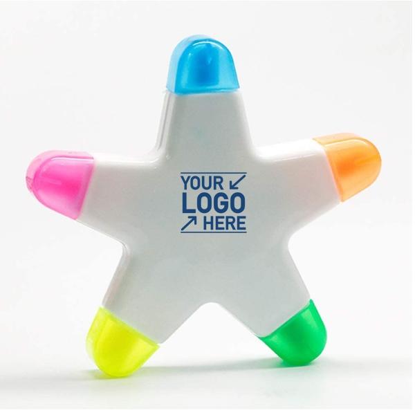 Creative Star Shape Highlighter