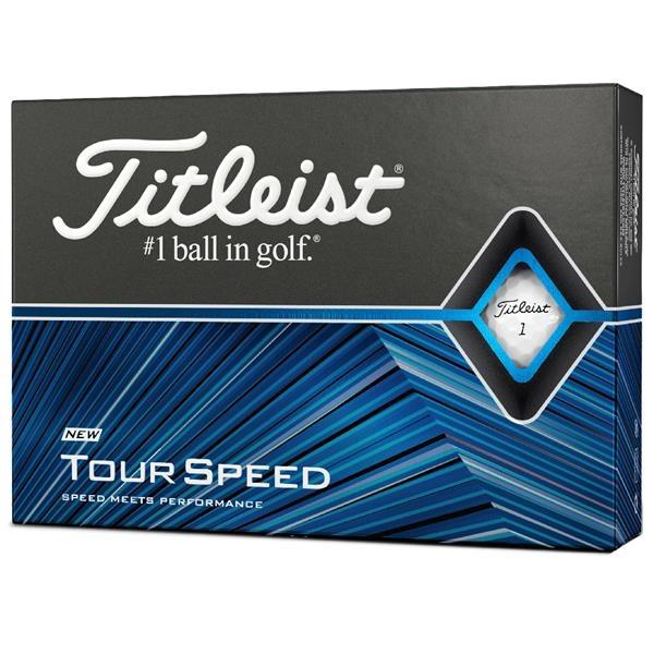 Titleist® Tour Speed Golf Balls