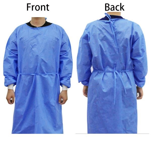 40 gsm Disposable Gown