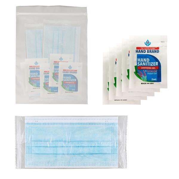 Value Gel Pack Kit With Mask