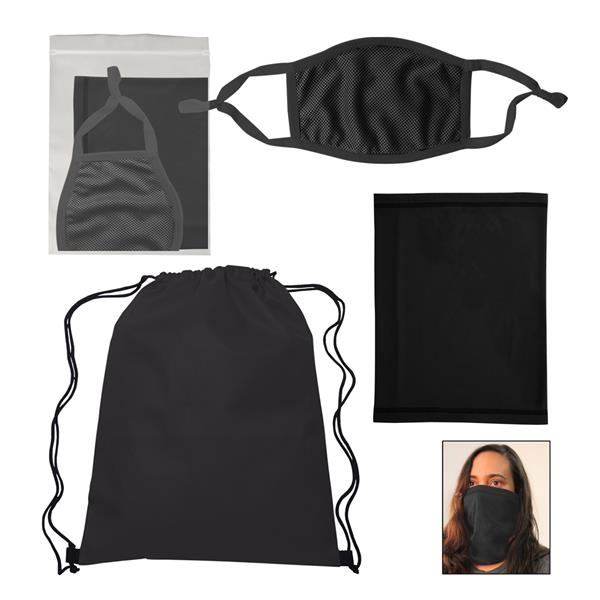 Adult 5-Day Mask Kit