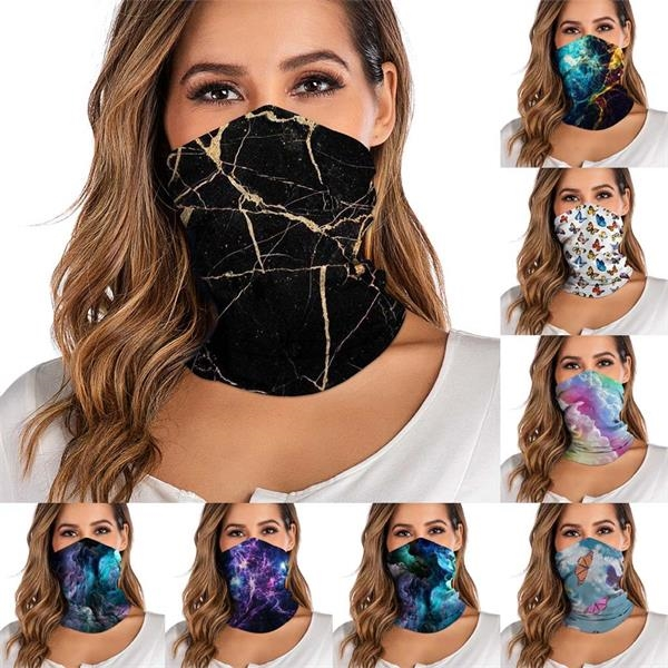 Outdoor Magic Headband Face Mask