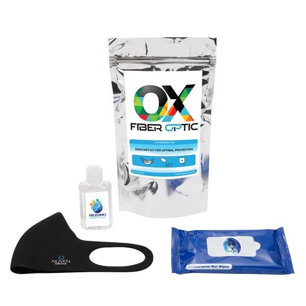 India 3 pc. PPE Kit IX