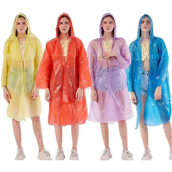 Rainwear Poncho