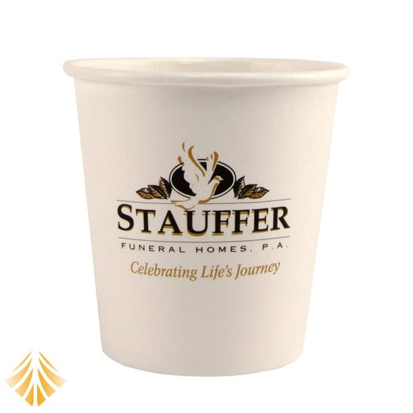 10 oz. Heavy Duty Hot/Cold Paper Cup