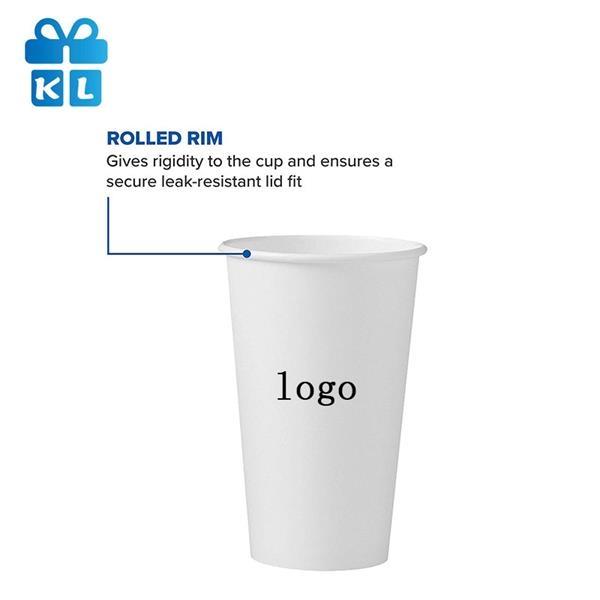 16 oz Heavy Duty Hot/Coffee Paper Cups